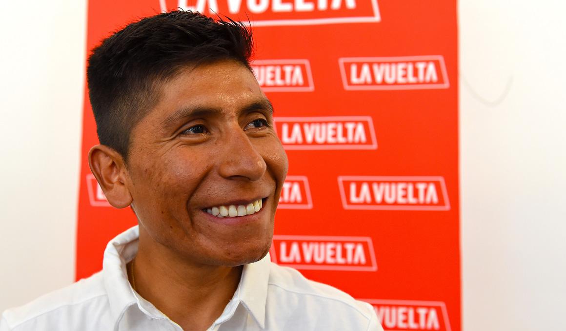 """Nairo Quintana: """"Tengo buenas condiciones"""""""