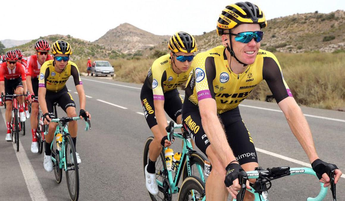Steven Kruijswijk abandona la Vuelta