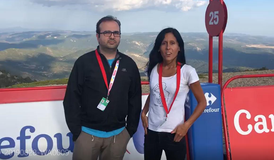 El análisis de la prensa en la Vuelta (5ª etapa)