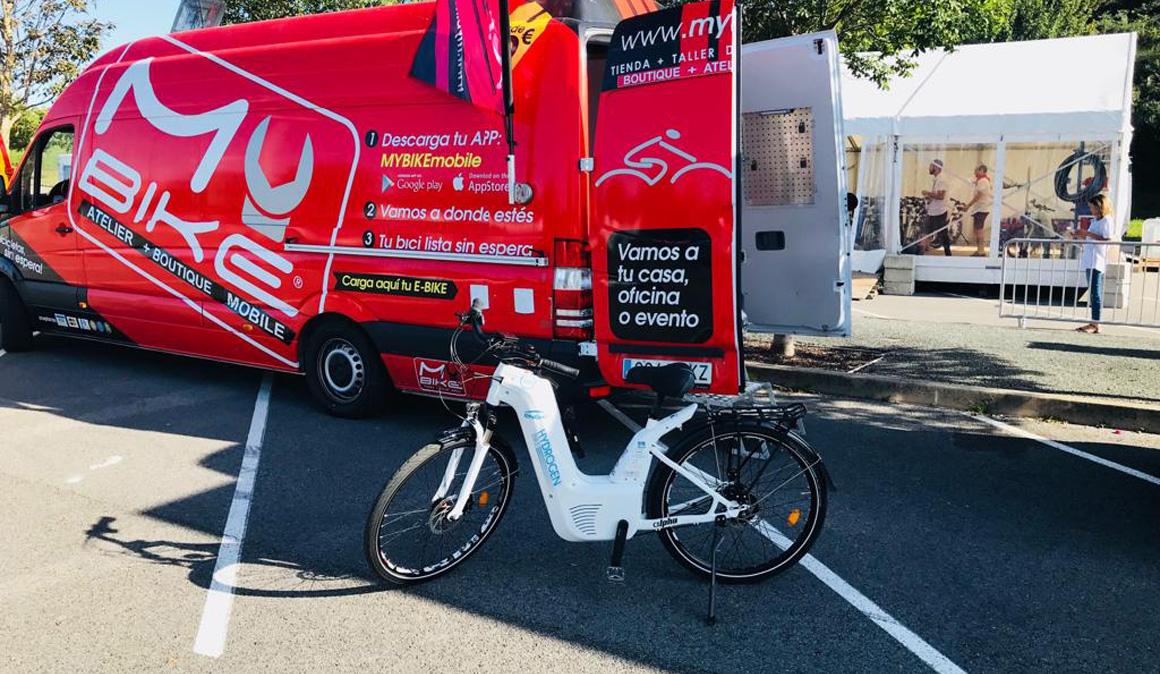 Fomentando el uso sostenible de la bici
