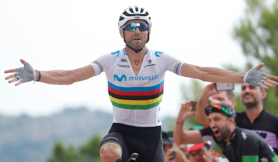 Nairo pone el ritmo en Mas de la Costa y Valverde remata con un explosivo triunfo