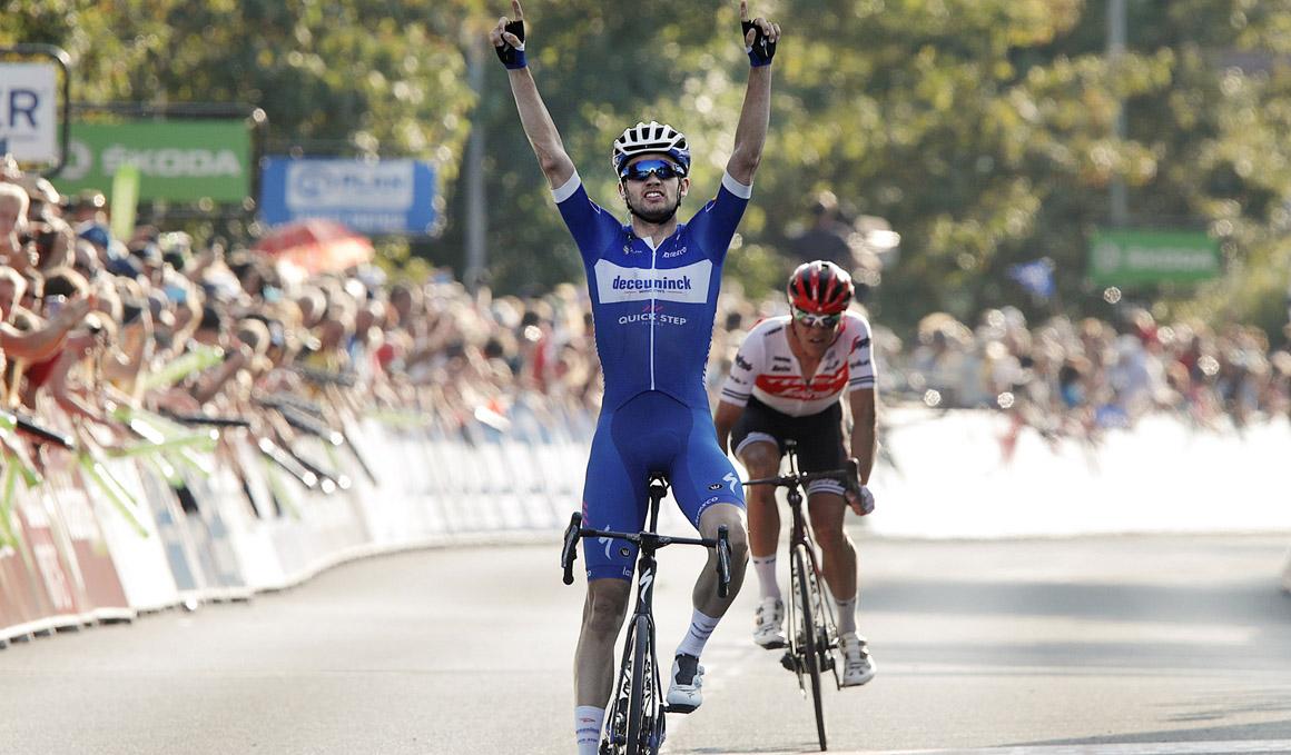 Vuelta a Alemania: 3ª etapa para Asgreen y liderato para Stuyven