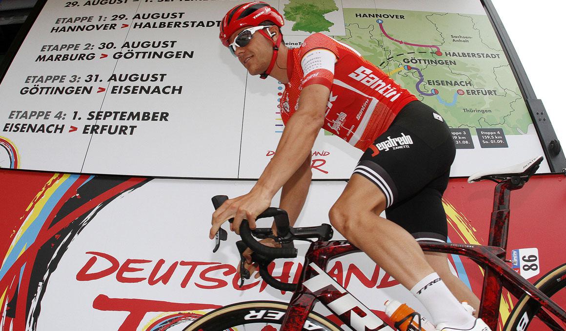 Jasper Stuyven (Trek-Segafredo) confirma su victoria en la Vuelta a Alemania