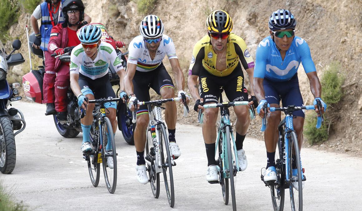La Vuelta se adentra en una semana clave