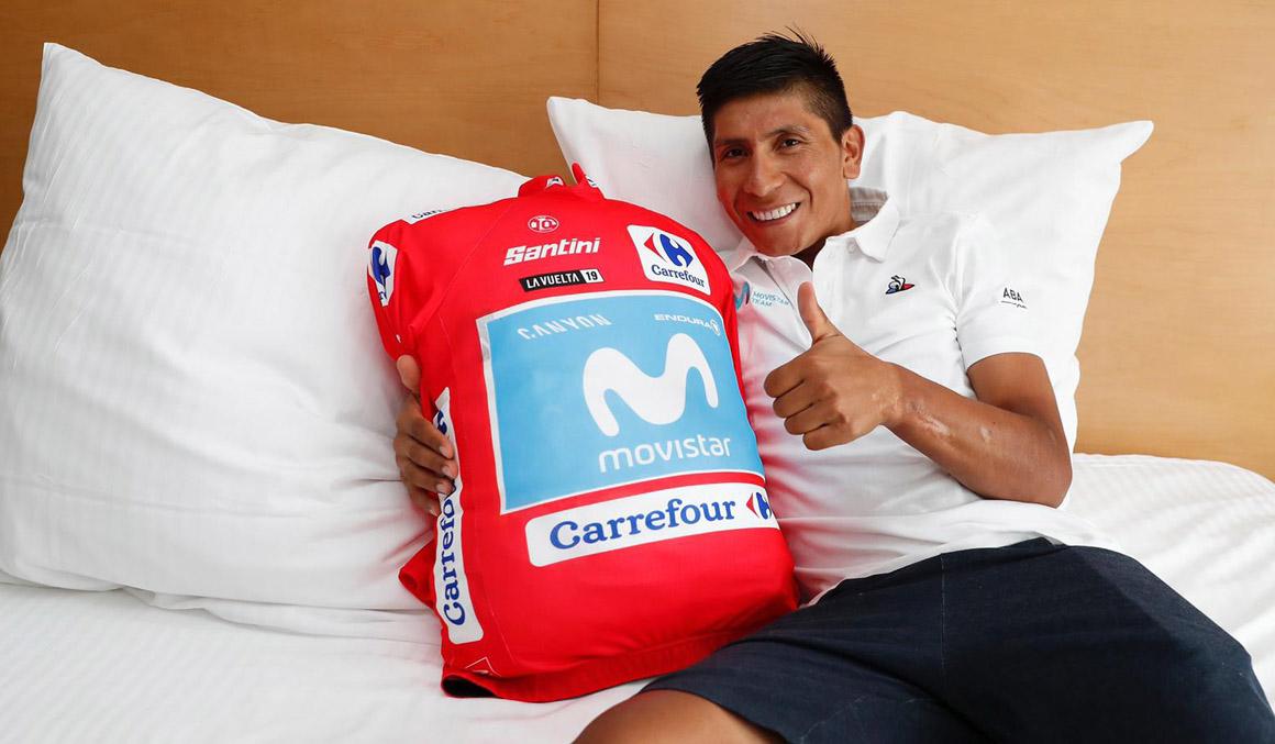Nairo Quintana correrá en el Arkéa Samsic las tres próximas temporadas