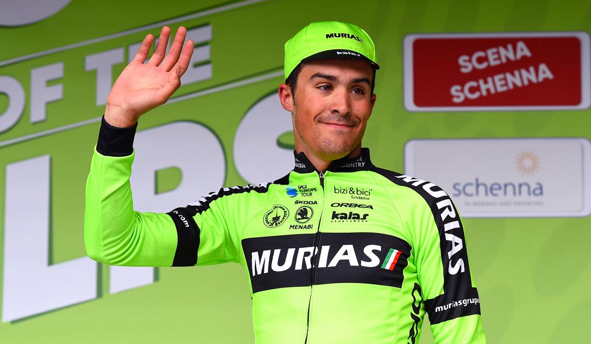 Sergio Samitier: ciclista por cabezonería