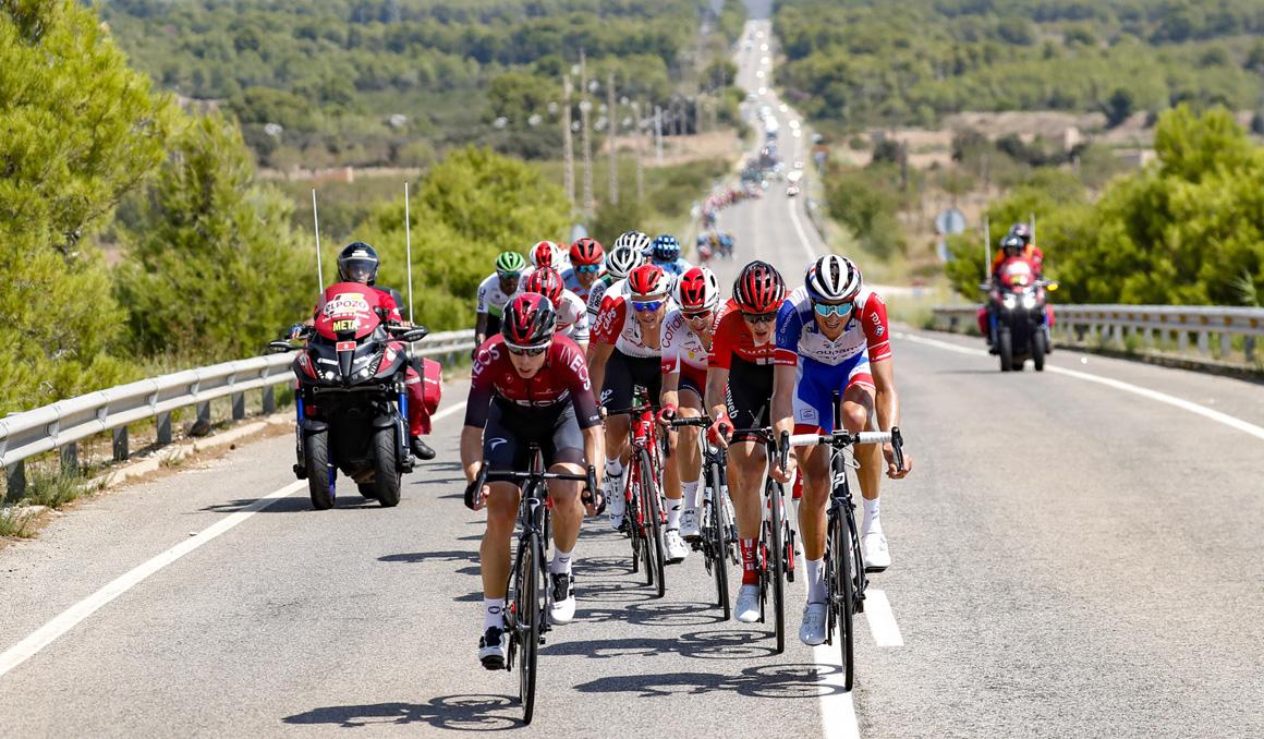 Yamaha Niken, fortaleza y polivalencia al servicio del pelotón de La Vuelta