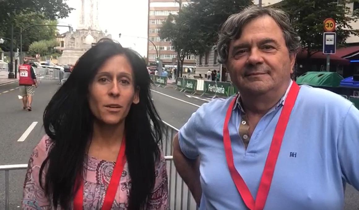 El análisis de la prensa en la Vuelta (12ª etapa)