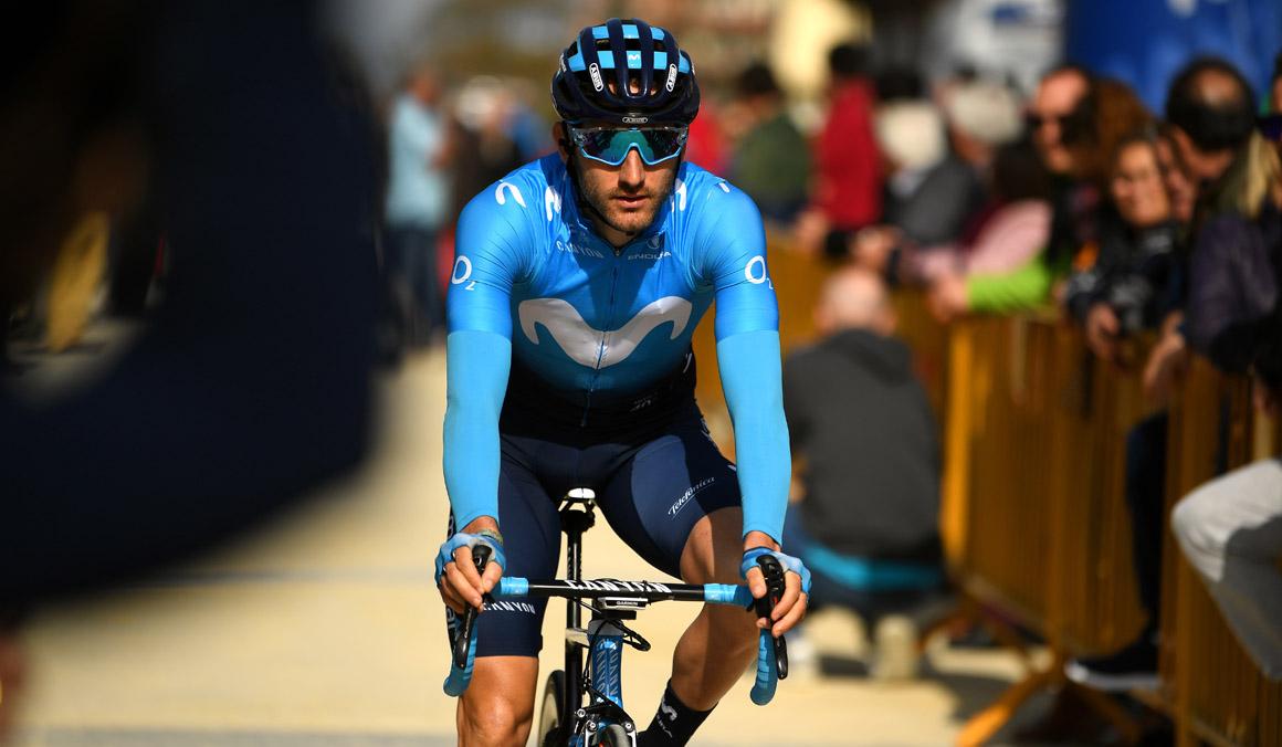Carlos Barbero firma por el Team NTT (actual Dimension Data)