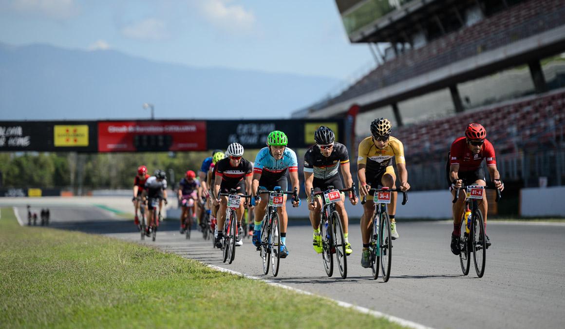 El equipo vencedor de Gran Fondo 24h alcanza los 912 km