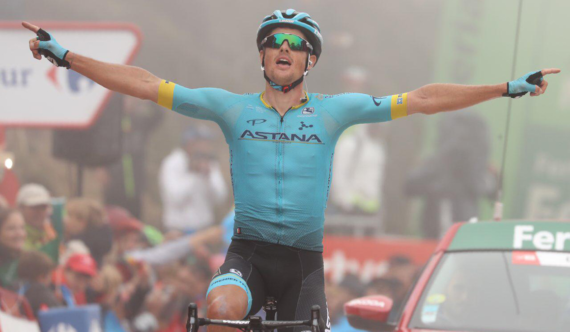 Fuglsang gana en La Cubilla y se aprieta la lucha por el podio