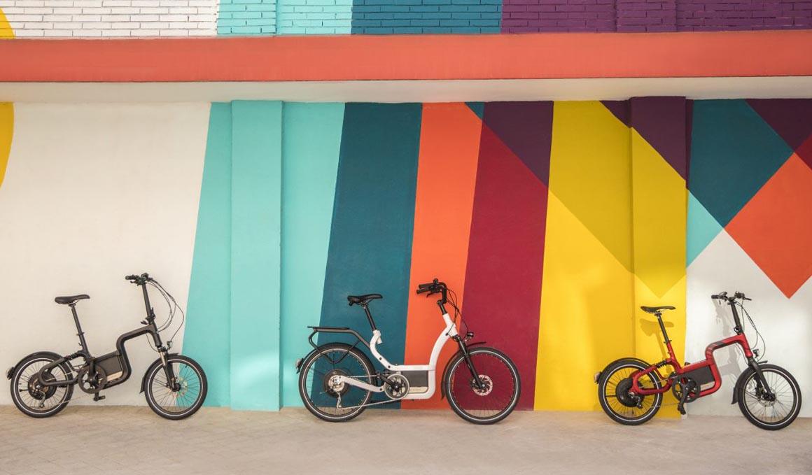 Las KYMCO e-Bikes del 2020