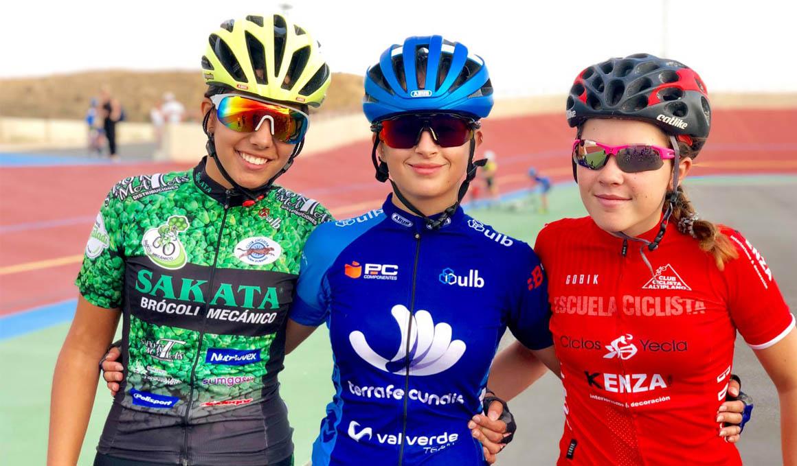 El Valverde Team-Terra Fecundis con equipos femeninos en 2020