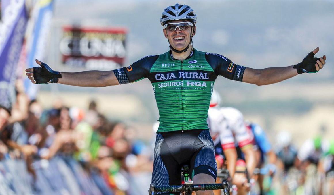 Alex Aranburu correrá en Astana las dos próximas temporadas