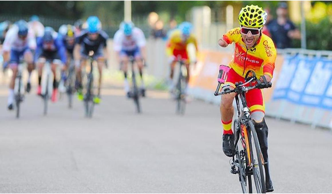 Sábado de gloria para la Selección Española en el Mundial de Ciclismo Adaptado