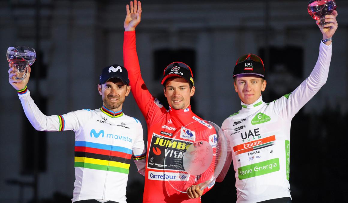 Primoz Roglic, de saltador de esquí a ganador de La Vuelta 2019