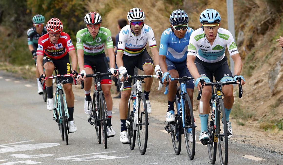 Top-10: los mejores de la Vuelta 2019