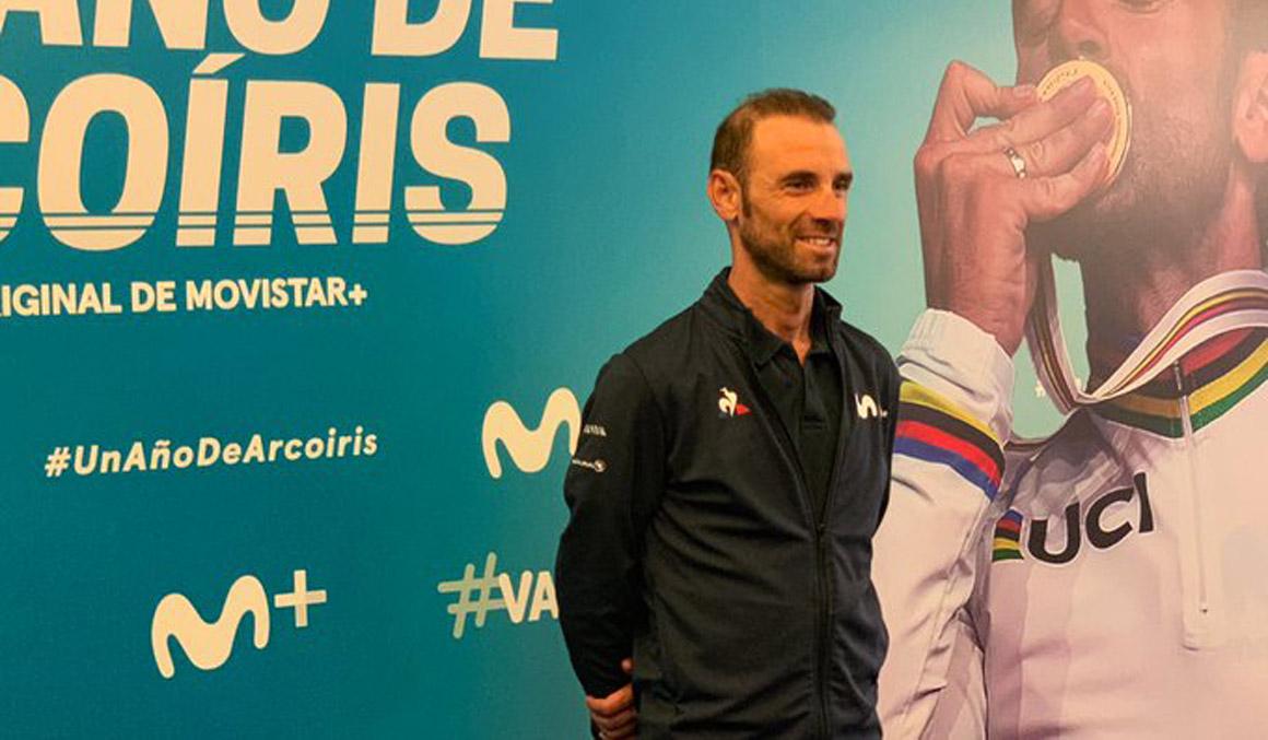 """Valverde revela en """"Un año de arcoíris"""" que pasó una depresión tras cumplir la sanción"""