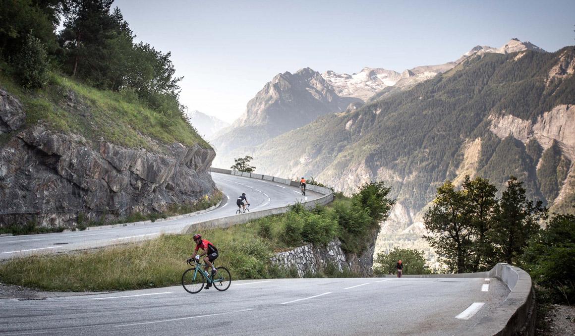 Haute Route Alpe d´Huez: rodeando el mito