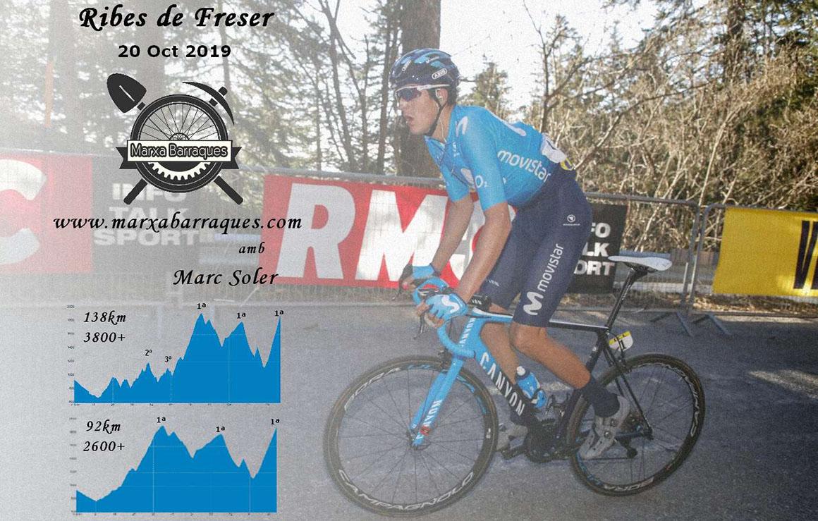 1ª Marcha cicloturista Barraques