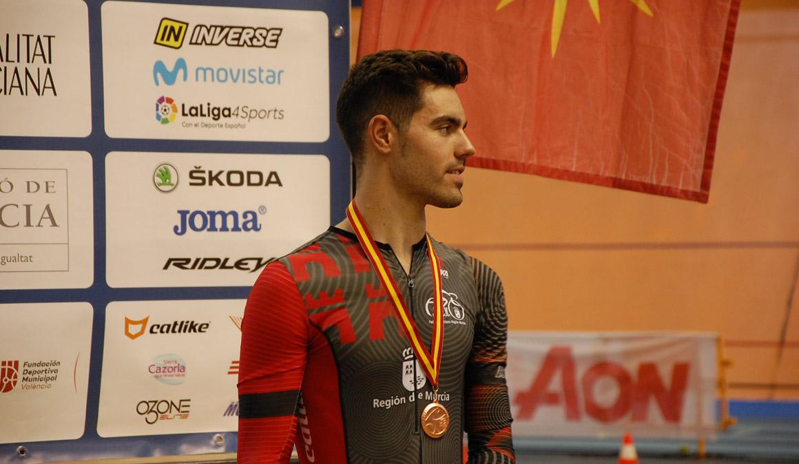 Alfonso Cabello volverá a competir en el Campeonato de España absoluto en pista