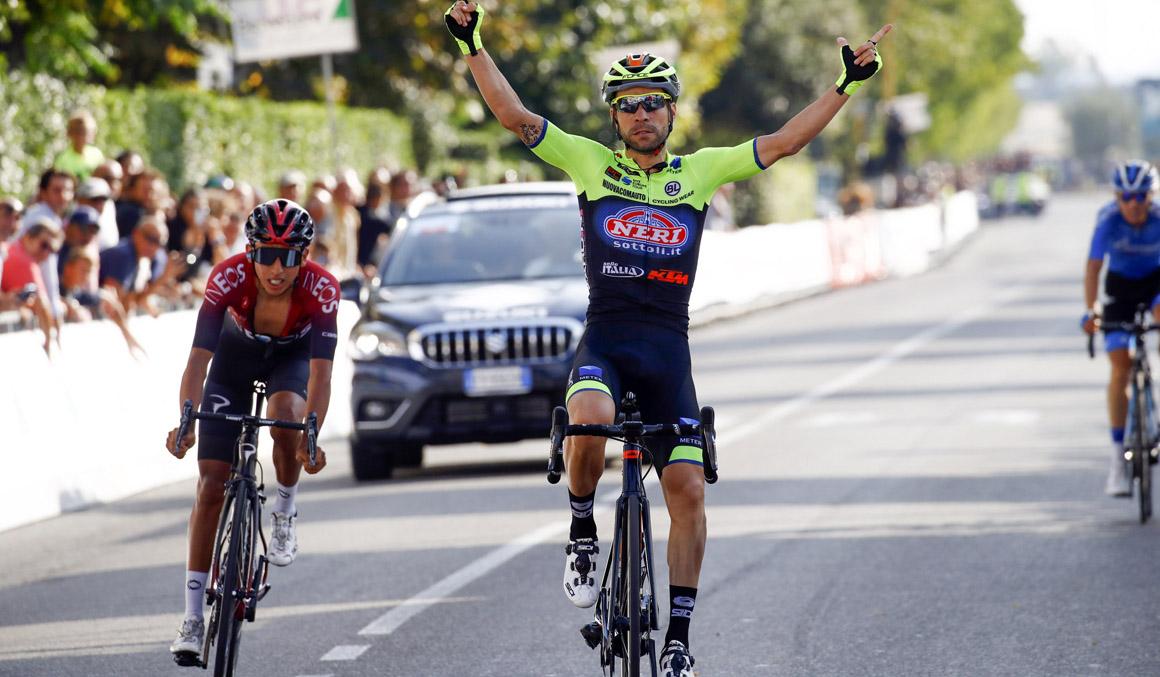Giro de la Toscana: Visconti gana; Bernal se luce