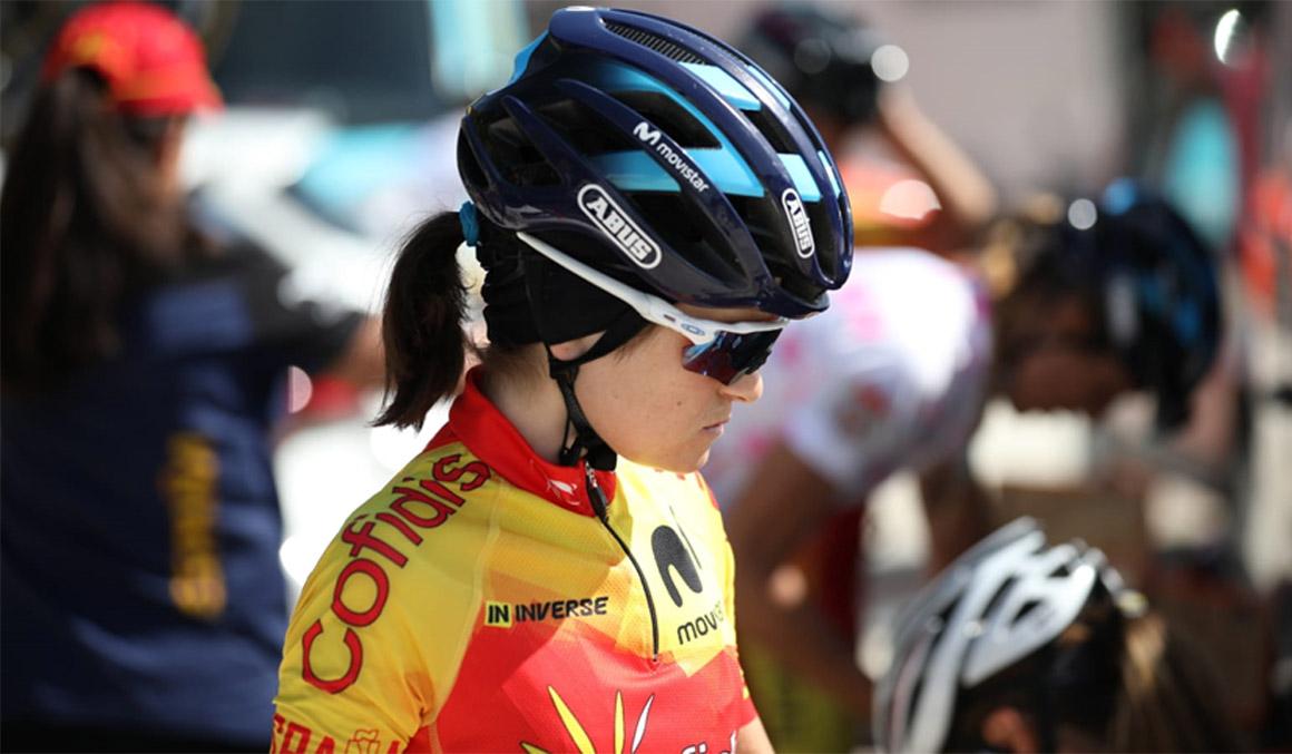 Eider Merino se agarra al podio del Tour de Ardeche tras una dura penúltima etapa