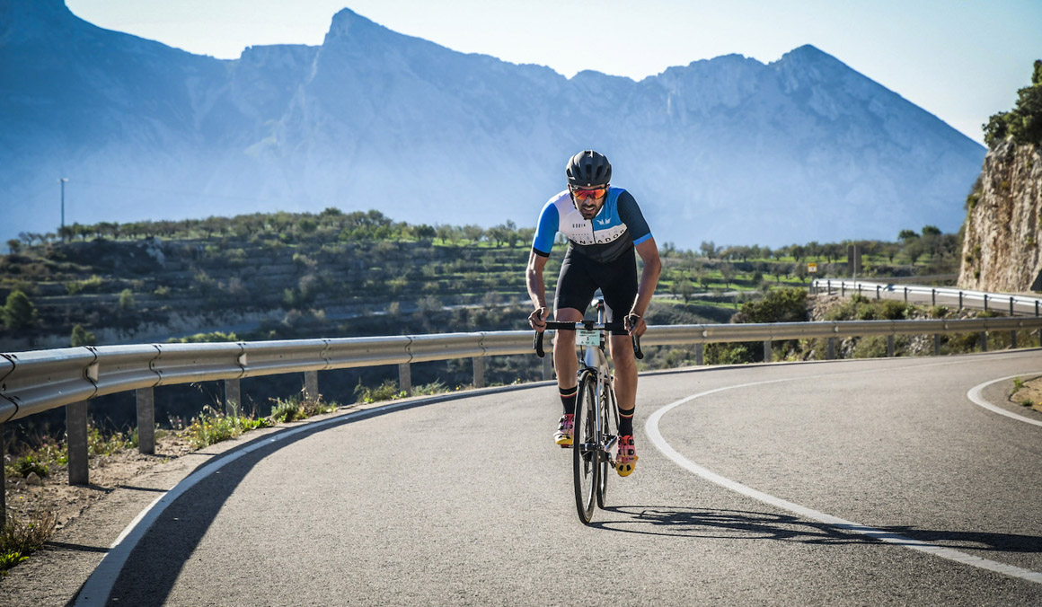 La IX Gran Fondo Alberto Contador reunirá este sábado a 2.000 ciclistas en Oliva