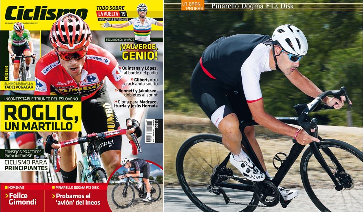 ¡Ciclismo a Fondo 419 ya a la venta!