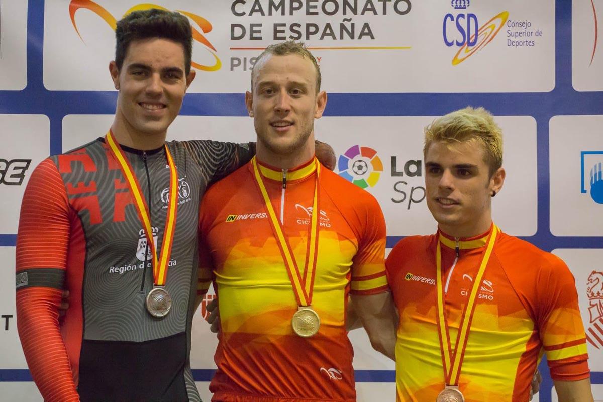 Alfonso Cabello consigue la plata en Valencia contra deportistas sin discapacidad
