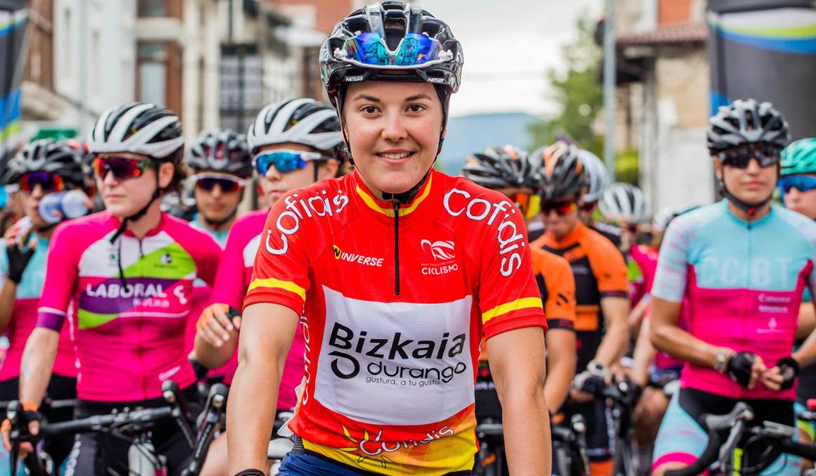 Cristina Martínez, nueva incorporación del Casa Dorada Women Cycling