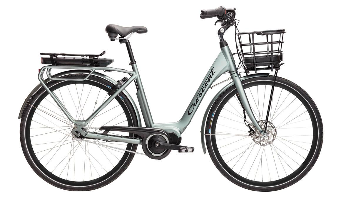 La primera bicicleta eléctrica urbana con ABS integrado