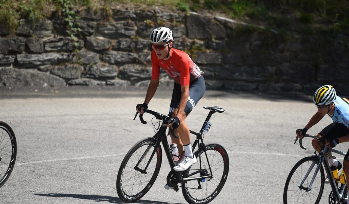 Erik Fetter y Márton Dina, dos húngaros para el Kometa Cycling Team 2020