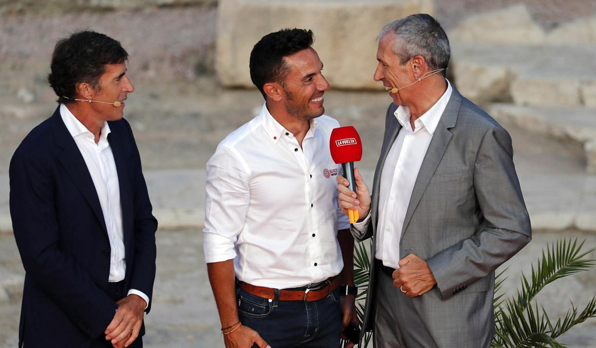 Carlos de Andrés: la televisiva voz del ciclismo