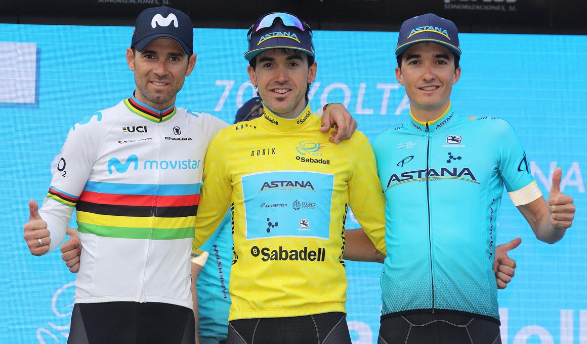 La Volta Ciclista a la Comunitat Valenciana asciende a la categoría de Pro-Series