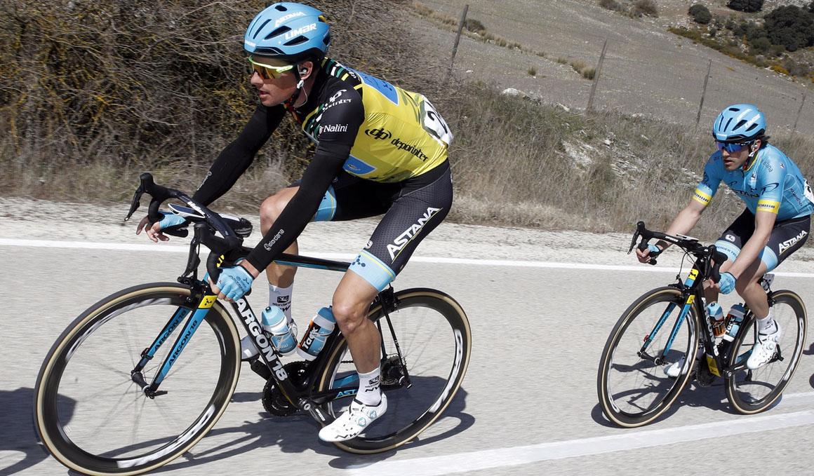La Vuelta a Andalucía también accede a las UCI Pro Series