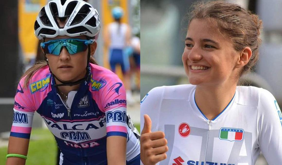 Asja Paladin y Alessia Vigilia, refuerzos para el Casa Dorada Women Cycling
