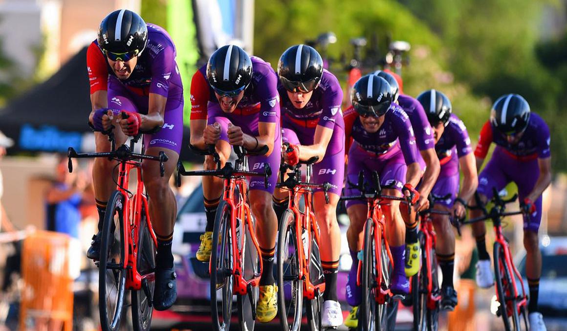 El Burgos BH pondrá el broche a su temporada en el Tour de Taihu Lake