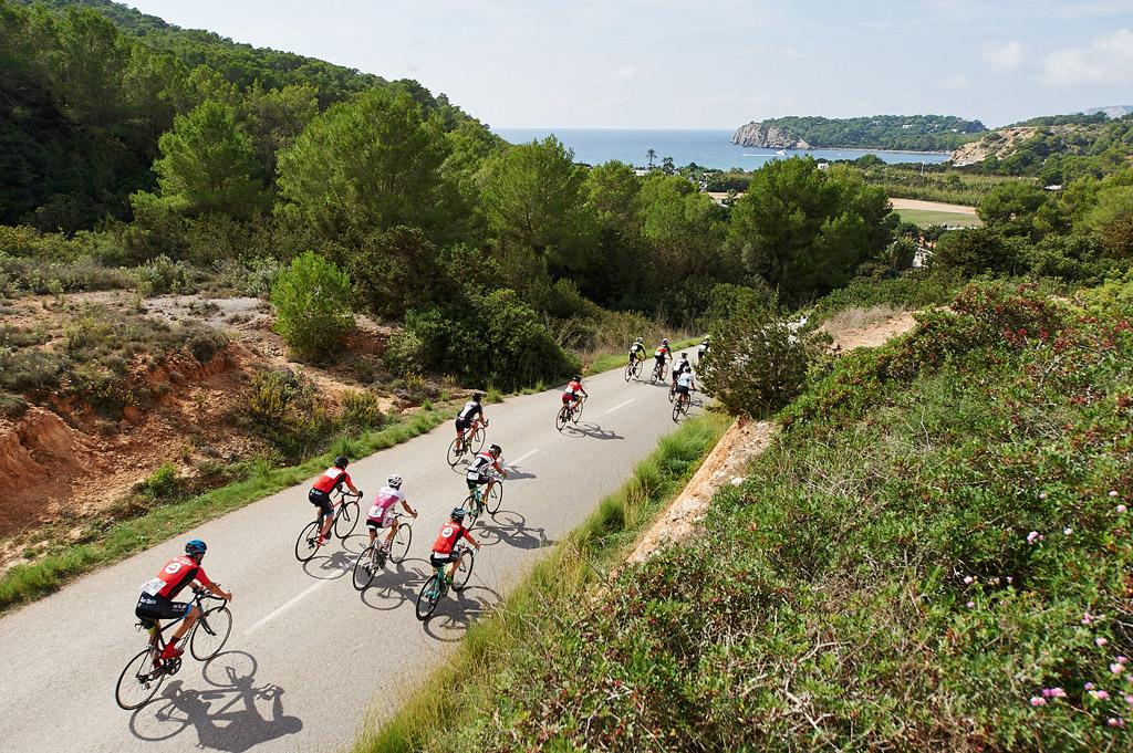 Todo listo en Ibiza para vivir otra histórica edición de la Vuelta