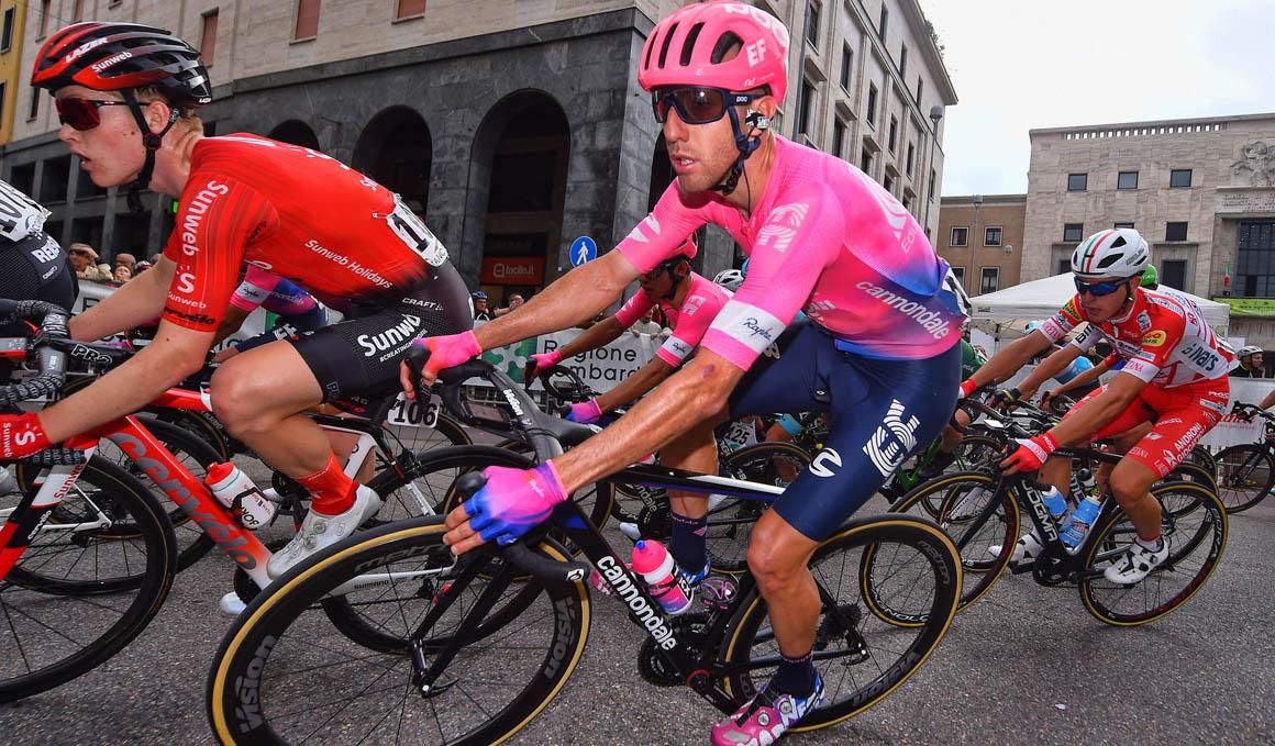 """Woods: """"Roglic es el ciclista a batir en Lombardia"""""""