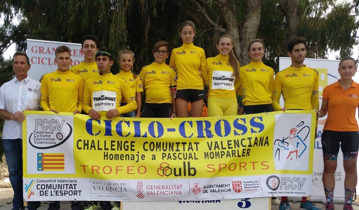 Felipe Orts y Ainara Albert se imponen en La Vila Joiosa