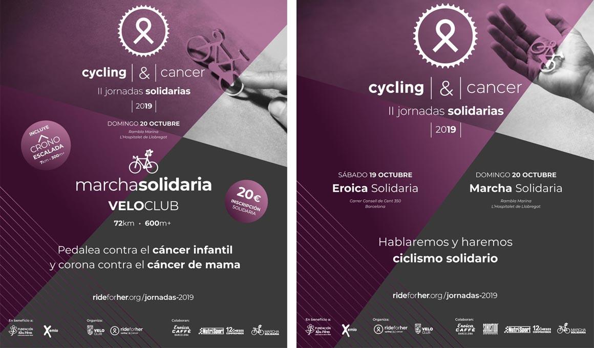 II Jornadas Cycling & Cancer