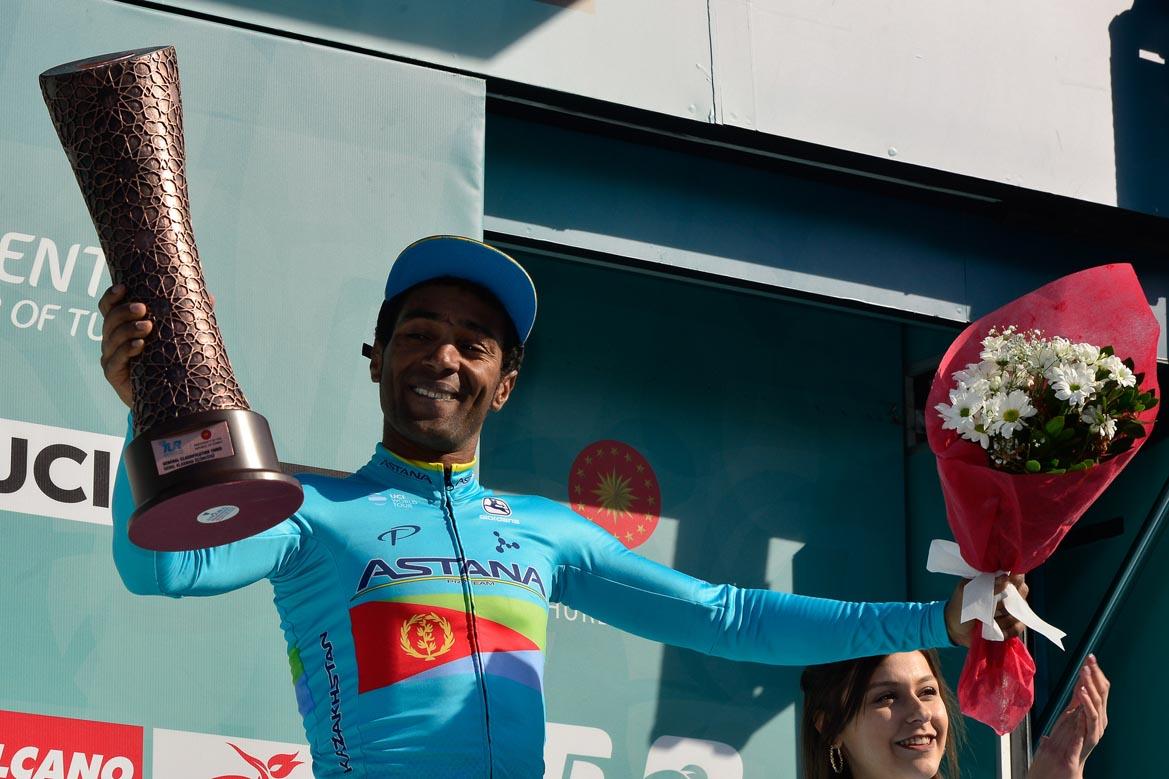 Merhawi Kudus, el Eritreo que triunfará en Europa