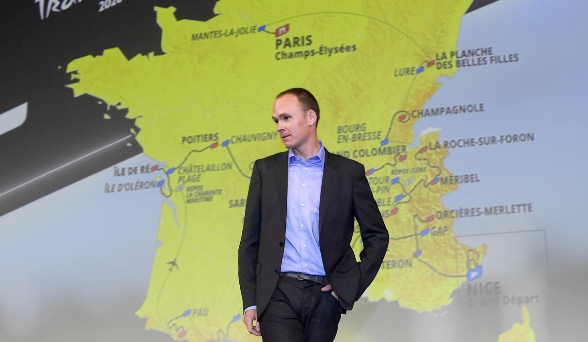 """Froome: """"El recorrido del Tour es brutal; el más duro de lo últimos años"""""""