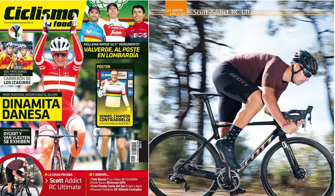¡Ciclismo a Fondo 420 ya a la venta!