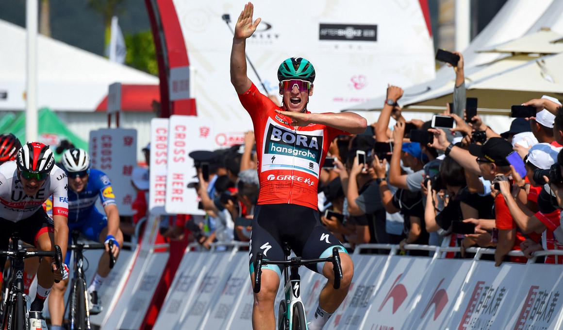 Tour of Guangxi: el líder Ackermann se impone en la 3ª etapa