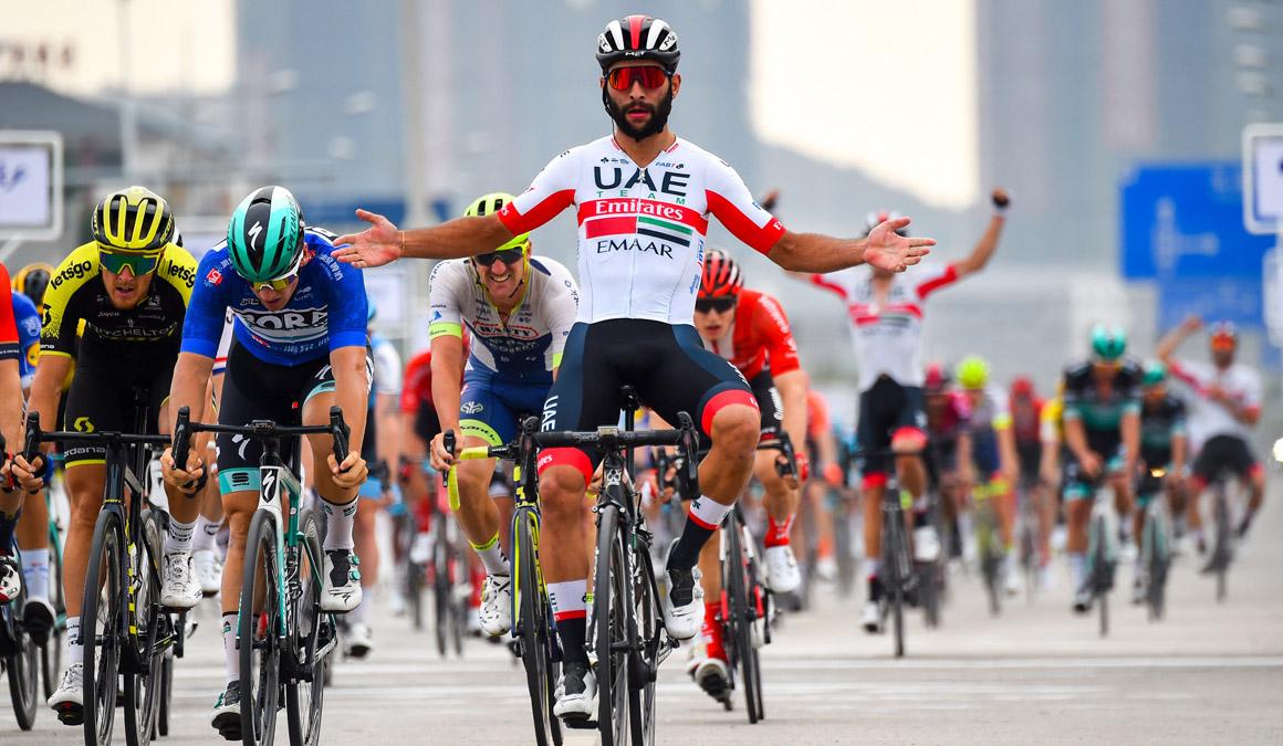 Tour de Guangxi: Gaviria repite victoria y Enric Mas sigue líder