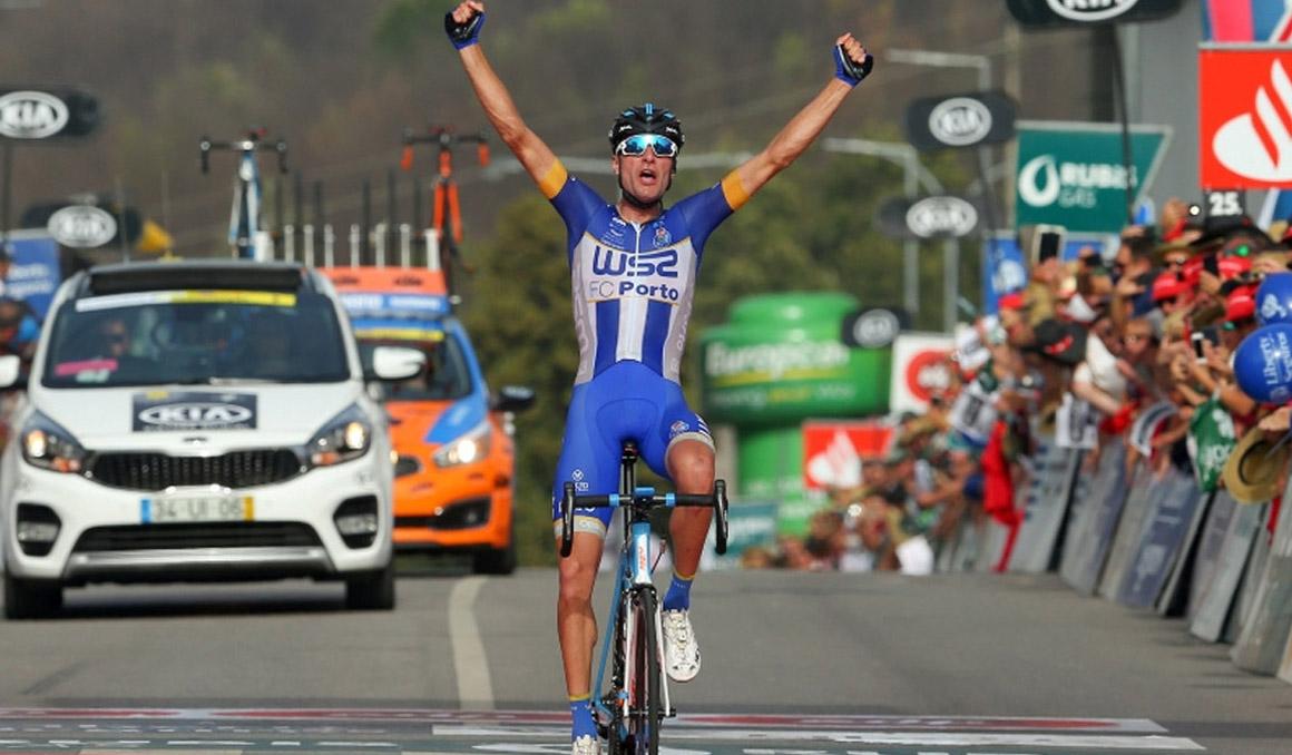 Raúl Alarcón, suspendido provisionalmente por la UCI