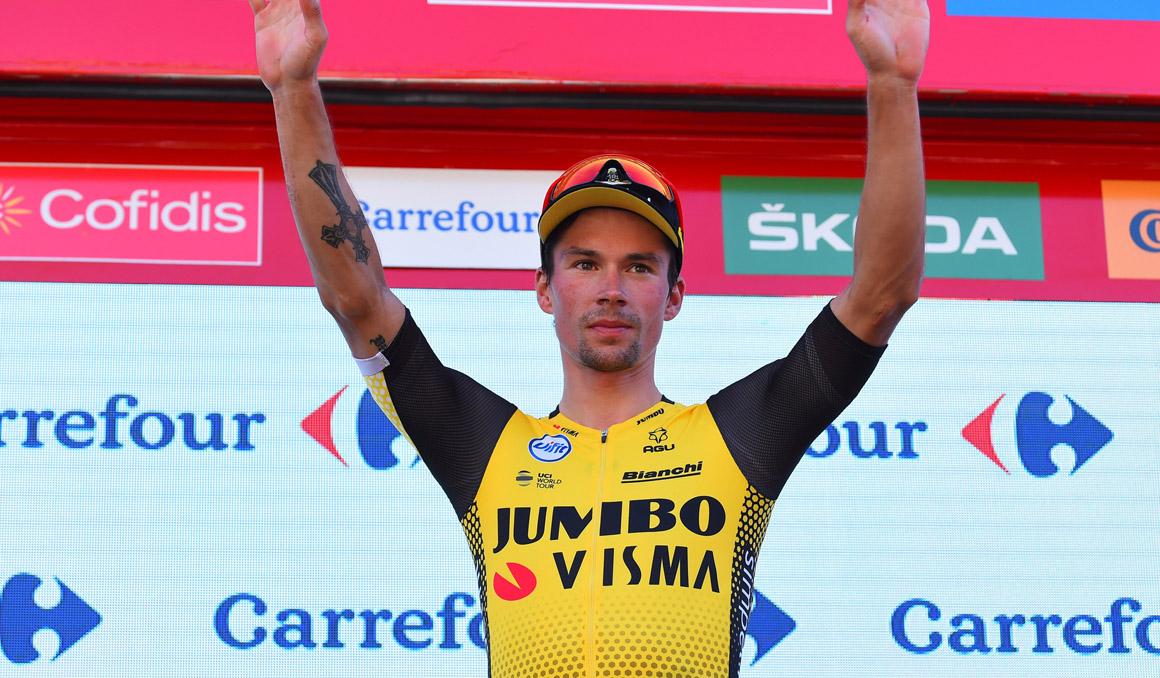 Primoz Roglic, gran dominador del UCI World Ranking 2019