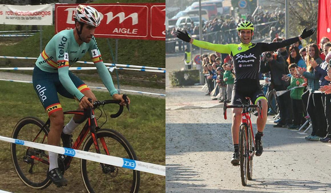Spiuk reúne este viernes a la élite nacional del ciclocross en Orozko